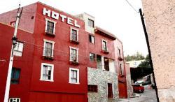 Hotel Norma Iliana,Guanajuato (Guanajuato)
