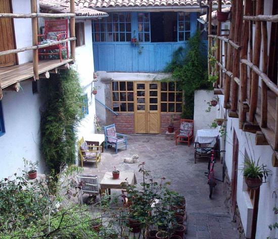 Hostal samble o en cuzco infohostal for Hostal ciudad jardin