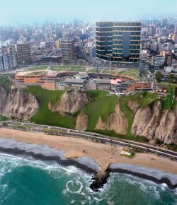 Condor's House,Miraflores (Lima)