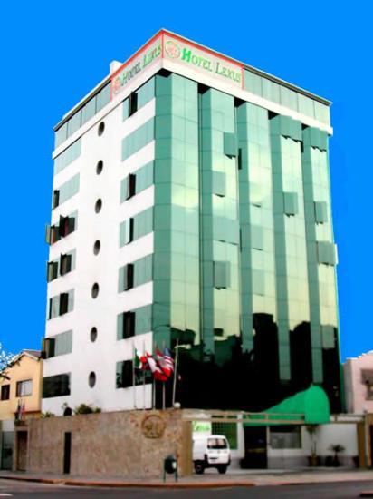 hotel lexus in miraflores - infohostal