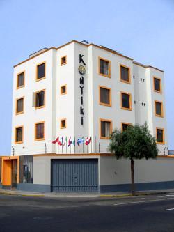 Hostal Kon-tiki,Miraflores (Lima)