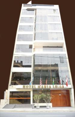 Hotel Maria Luisa,Miraflores (Lima)