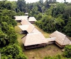 Tambopata Research Center Lodge