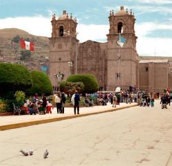 Hostal Tawantinsuyu Puno Park,Puno (Puno)