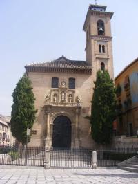 Church Santa Ana