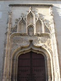 Monastery Santa Isabel La Real