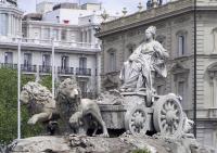 Plaza de la Cibeles