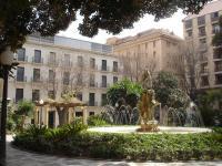 Plaza de Gabriel Miró
