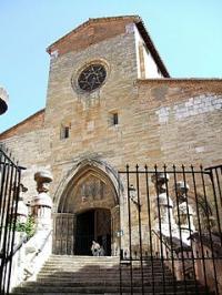 Church of San Gil Abad