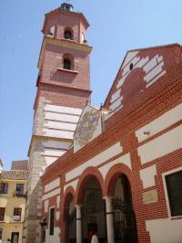 Church of los Santos Martires