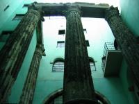 Temple Romà d´August