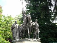Moumento a Isabel la Católica