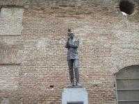 Estatua de Agustín Lara