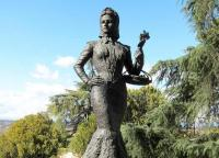 Monumento a La Violetera
