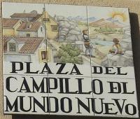 Plaza del Campillo de Mundo Nuevo
