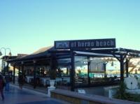 El Horno Beach