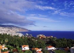 Savoy Gardens,Funchal (Madeira)