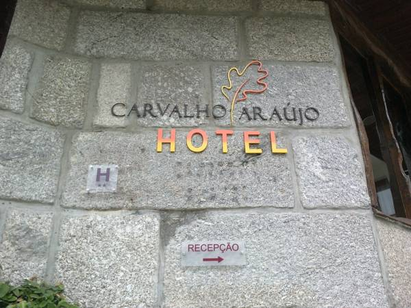 Hotel Carvalho Araújo, (North Portugal and Porto)