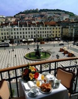 Hotel Metropole,Lisboa (Región de Lisboa)