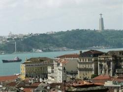 Traveling To Lisbon Castelo,Lisboa (Região de Lisboa)