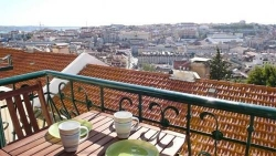 Traveling To Lisbon Castelo,Lisboa (Région de Lisbonne)