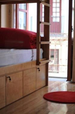 Oporto Poets Hostel,Porto (Nord du Portugal et Porto)