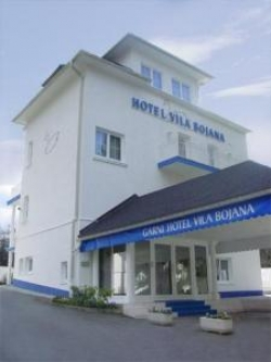 Hotel Vila Bojana,Bled (Eslovenia)