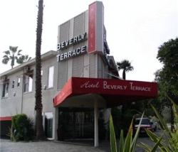 Hotel Beverly Terrace,Los Angeles (Biobio)