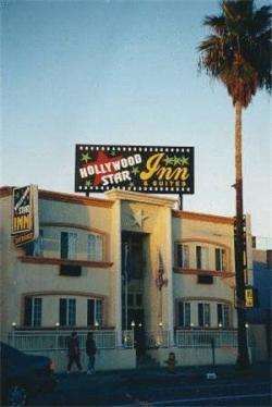 Hollywood Stars Inn,Los Angeles (Biobio)