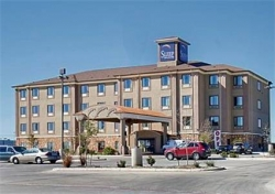 Sleep Inn and Suites San Antonio