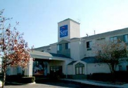 Hotel Sleep Inn Medical Center