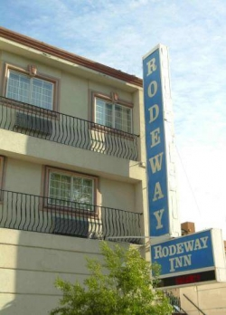 Hotel Rodeway Inn Civic Center