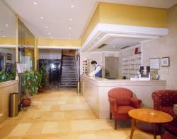 Hotel Husa Alcántara