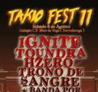 Alojamientos en Torrelavega cerca del evento Takio Fest 2011