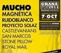 Alojamientos en Granada cerca del evento Granapop 2011