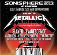 Alojamientos en Madrid cerca del evento Sonisphere Madrid 2012