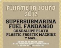 Alojamientos en Granada cerca del evento Alhambra Sound Festival 2012
