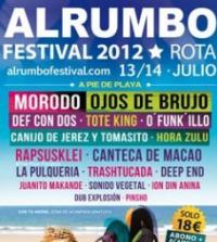 Alojamientos en Rota cerca del evento AlRumbo Festival 2012