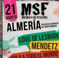 Alojamientos en Almeria cerca del evento Maldito Sol Festival 2012