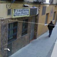 local amigo golondrina cerca de Jaén